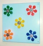 Activity Panel- whirley tactile