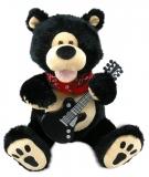 Bear In Black- Sings Burning Ring of Fire