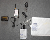 Bed Exit Alarm - Kit with Apollo A03 Pager set, 300
