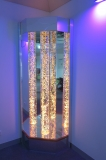 Bubble Column With Mirrors Interactive