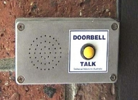 Intercom Outside Station, Audio Only