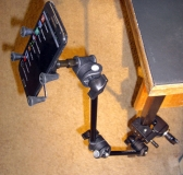 Light Articulated Phone Mount