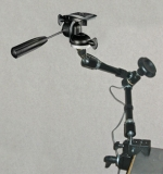 Camera Mount - With Pan/Tilt