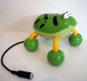 Vibrating Frog with switch access
