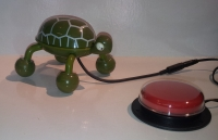 Vibrating Turtle - switch adapted