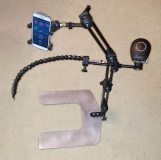 Bed Switch Mount, Durable Arm, Light Arm, 3 mounts