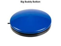 Big Buddy Buddy Button Blue 11cm