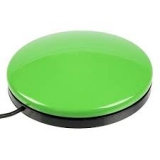Big Buddy Button Green 11cm