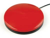 Big Buddy Button Red 11cm