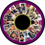 Effects Wheel-Musical Stars 30's-50's