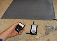 A Floor Sensor Mat Alarm - Apollo Pager 300 metre range