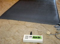 FMA2 Floor Sensor Mat Alarm - Local Buzzer