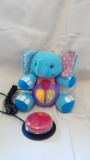 Plush Elephant with sounds and music