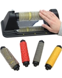 Interchangeable Textured Rollers