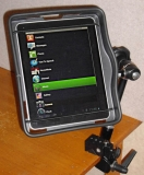 iPad Mounting System, Universal Arm & friction knob