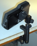 Primo table mount with quick release