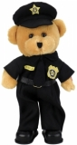 Police Officer Plush Switch Adapted Bear