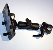 Mobile Phone Mount with swivel arm and Nano Clamp
