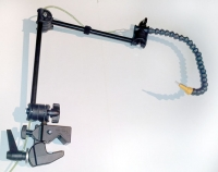 Light Articulated Switch Mount, Multi-Clamp, Locline