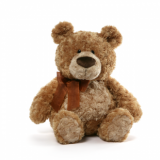Weighted Plush Bear 1.6kg