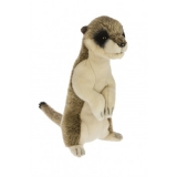 Weighted Plush Meer Kat