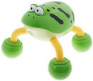 Hand Held Massager - Frog